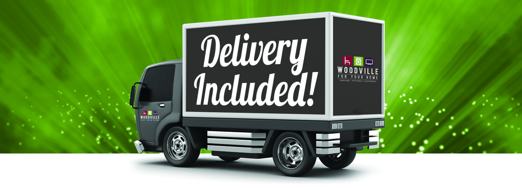 Delivery Included