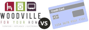 Woodville vs. Credit Card