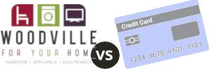 Woodville vs. Credit Card